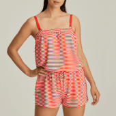 PrimaDonna Swim Sahara Jumpsuit Red Pepper