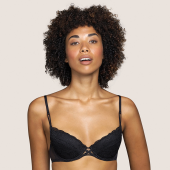 Andres Sarda Tiger Push-up BH Black