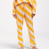 Cyell Sleepwear Fluffy Pyjamabroek Yellow