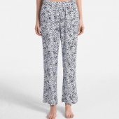 Calvin Klein Pyjamabroek Effortless Animal