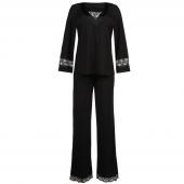 PrimaDonna Soie Belle Pyjamaset Zwart