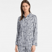 Calvin Klein Pyjamashirt Effortless Animal