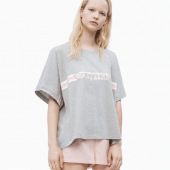 Calvin Klein T-shirt Grey Heather