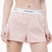 Calvin Klein Sleep Short Woven Grid