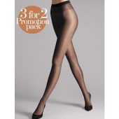 Wolford Satin Touch Panty's Black