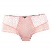 Freya Daisy Lace Short Blush