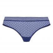 Wacoal Aphrodite Slip Blue Depths