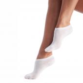 Oroblu Solange Sportkousje 2 paar White