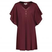 Cyell Sleepwear Solids Nachtjurk Merlot