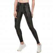 Calvin Klein Starstripe Sportlegging Forst Night