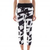 Calvin Klein Sportlegging Black&White