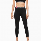 Calvin Klein Sportlegging Black