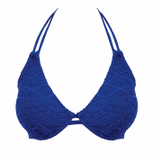 Freya Swim Sundance Halter Bikinitop Cobalt