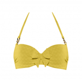 Marlies Dekkers Swim Sunglow Balconette Bikinitop Royal Yellow