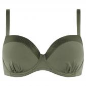 Cyell Luxury Essentials Voorgevormde Bikinitop Taupe