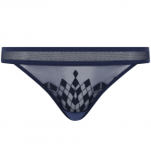 Chantelle Wagram Slip Dark Blue