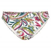 Cyell Swimwear Wajang Floral Hoog Bikinibroekje