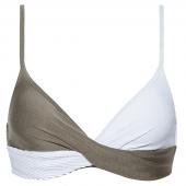 Beachlife White Bikinitop