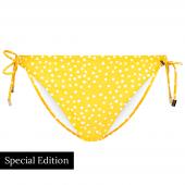Beachlife Yellow Dot Strikbroekje