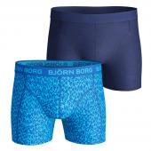 Björn Borg Ziggy 2-Pack Boxershorts Aquarius