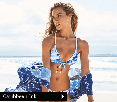 Seafolly Caribbean Ink