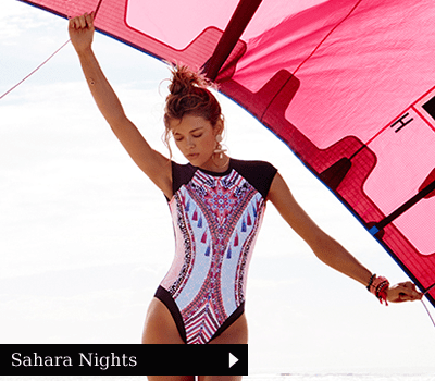 Seafolly Sahara Nights